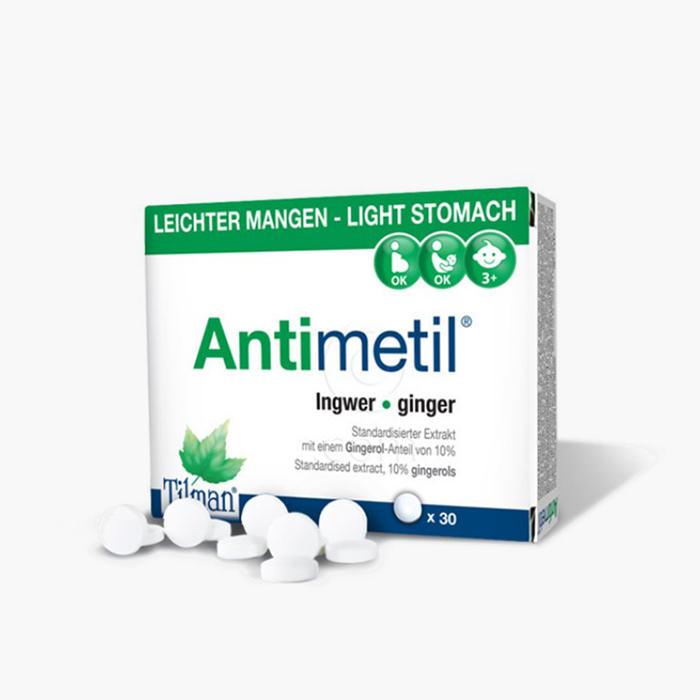 Antimetil tablete 30x50mg