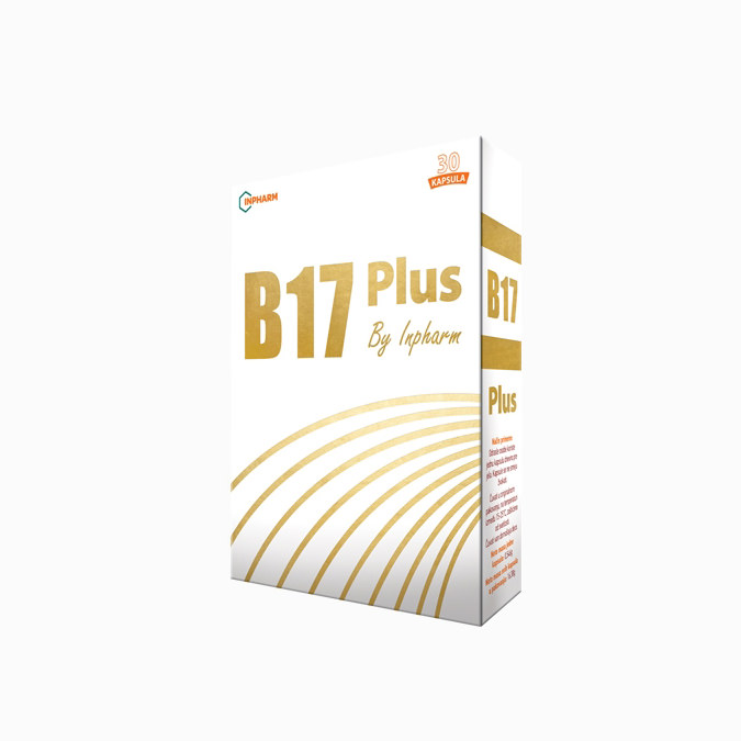 Inpharm B17 Plus 30 kapsula