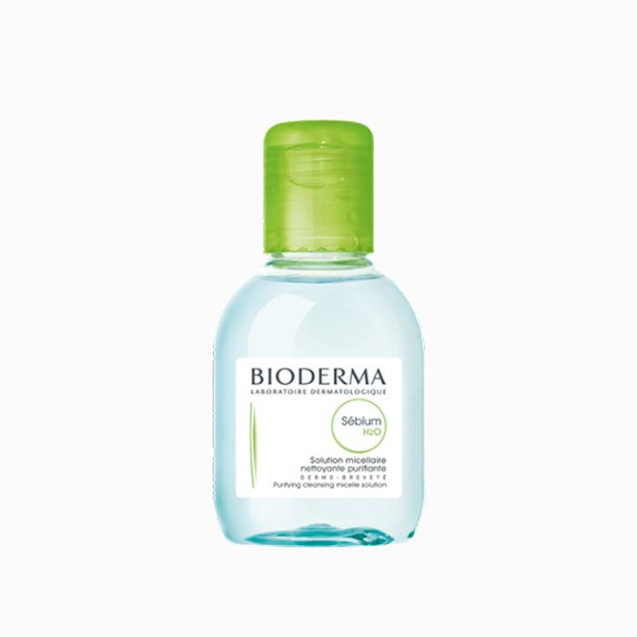 Bioderma Sebium H2O Micelarni Rastvor za mešovitu i masnu kožu 100ml