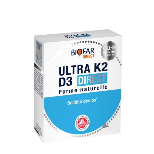 Biofar Ultra K2 D3 Direct 14 kesica