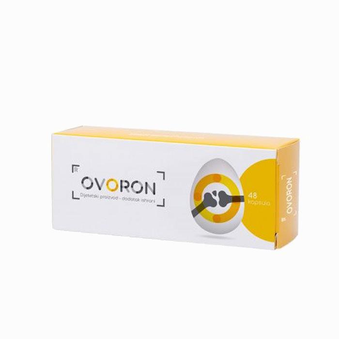 Dr Werner Ovoron 48 kapsula