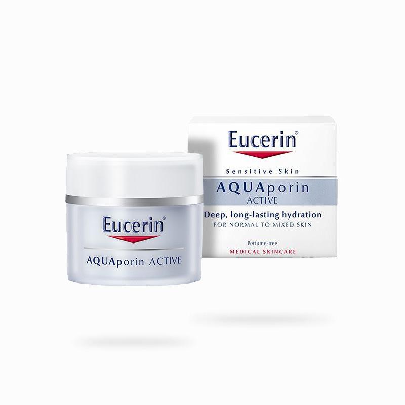 Eucerin AQUAporin ACTIVE Lagana hidratantna krema za lice 50ml