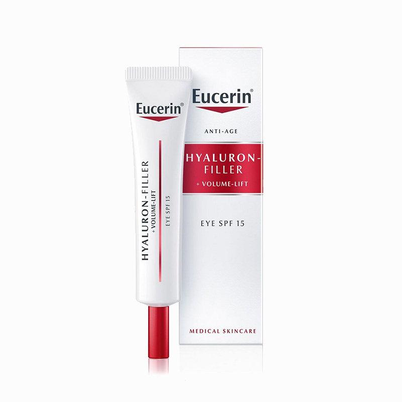 Eucerin Hyaluron Filler + Volume Lift - Dnevna krema za područje oko očiju SPF15