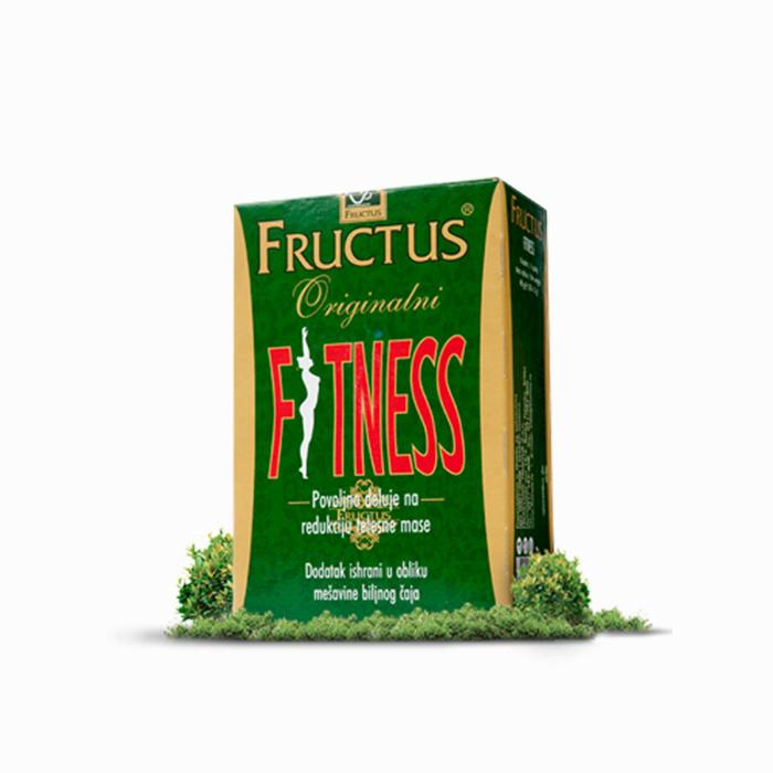 Fructus Fitness čaj