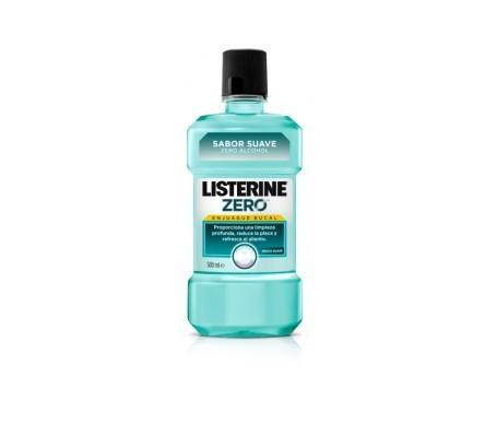 Listerine  Zero tečnost za ispiranje usta 500ml