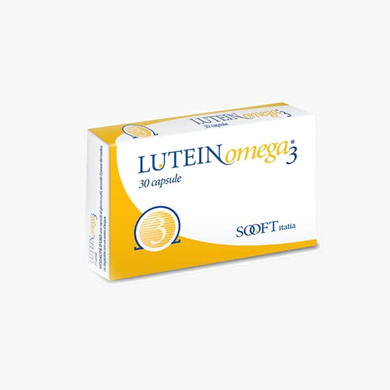Lutein Omega 3 30 kapsula