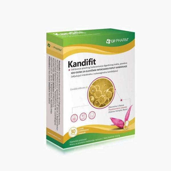 LV-Pharm Kandifit kapsule