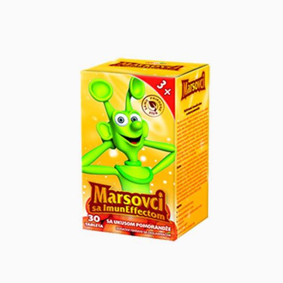Marsovci sa immunEffectom 30 tableta