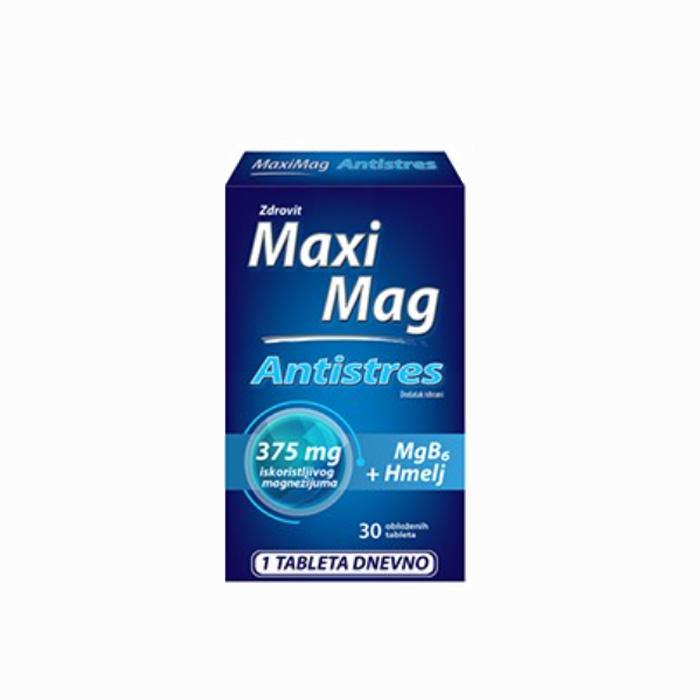 Maxi Mag Antistres 375mg