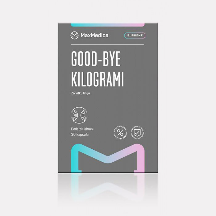 MaxMedica Good-bye kilogrami