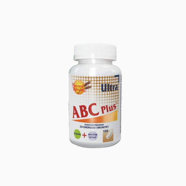 Natural Wealth ABC Plus 120 tableta