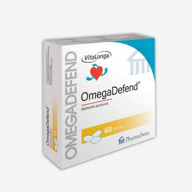 Omega Defend 60 kapsula