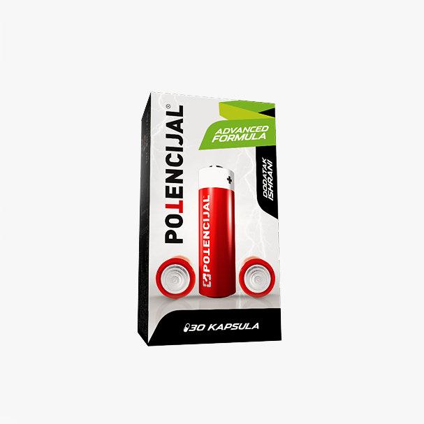 Potencijal Advanced Formula 30 kapsula