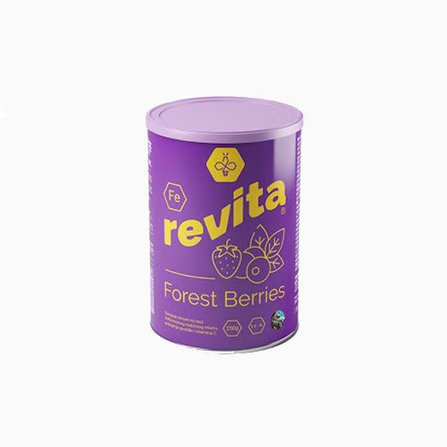 Revita Fe Forest Berries granule 250g