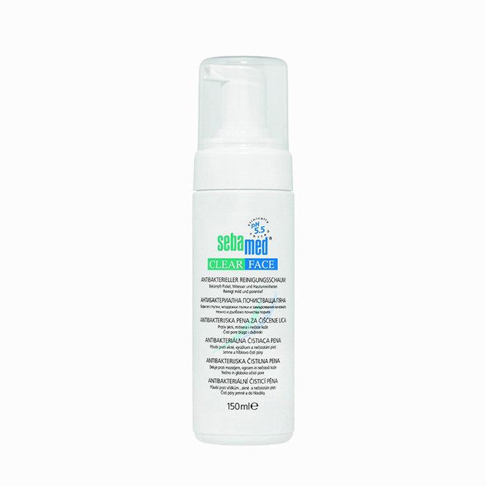 Sebamed Clear Face antibakterijska pena za čišćenje lica 150ml